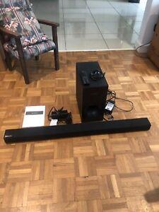 Samsung TV Soundbar (Sound Bar) & Wireless Subwoofer HW-K360