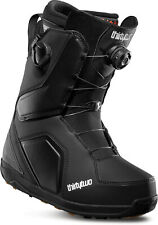 MENS 32 THIRTY-TWO BINARY DOUBLE BOA SNOWBOARD BOOT 2019 BLACK SIZE 9