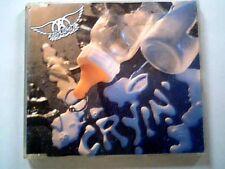 """AEROSMITH - MAXI CD JAPAN """"CRYIN'"""" - NO OBI"""