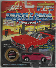 Johnny Lightning –'70 Dodge Super Bee Lampone Nuovo/Scatola Originale