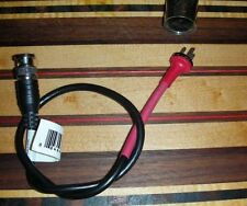 Geoelectronics Grade Cdv-700 Service Tool (3 Pin To BNC male plug)