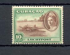 DUTCH WEST INDIES CURACAO -1942-AIRMAIL# 40CV € 65 - * MH VF ( 10 GLD )