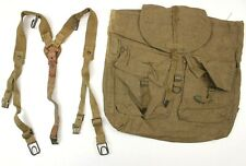 GENUINE VINTAGE CZECH ARMY 1951/52 RUCKSACK BACKPACK