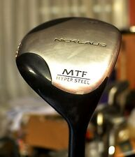 Jack Nicklaus MTF hypersteel 20 degré 5 bois mid-flex graphite shaft