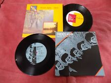 "FRIENDS AGAIN Sunkissed & Honey (REISSUE) X2 7"" 1980's INDIE"