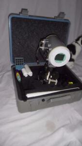 Used Milltronics IQ Radar 160 case antenna and remote