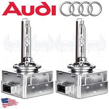 NEW! OEM Audi A3 A4 A5 A6 A7 A8 allroad Q5 Q7 S3 S4 S5 Xenon Headlight Bulbs D3S