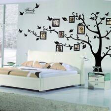 Wandtattoo XXL Stammbaum Links Familie Bilderrahmen 250x 200cm Familienstammbaum