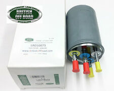 LR010075 - LAND ROVER FUEL FILTER - GENUINE