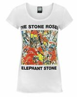 Amplified Stone Roses Elephant Stone White Women's T-Shirt