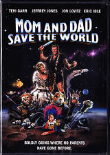 Mom and Dad Save the World (DVD, Widescreen, 2005) Teri Garr,Jeffrey Jones, New