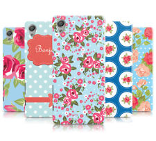 SHABBY CHIC COLLECTION PRINT HARD MOBILE PHONE CASE COVER FOR SONY XPERIA X