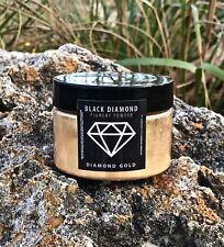 BLACK DIAMOND 42g/1.5oz Mica Powder Pigment - Diamond Gold