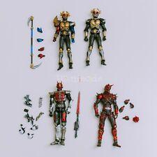 *Incomplete* SIC Kiwami Tamashii Kamen Rider Agito Den-O Momotaros lot