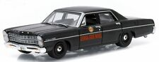 Greenlight 1/64 Georgia State Patrol GSP 1967 Ford Custom Police Car Hot Pursuit