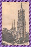 CPA 33 - BORDEAUX - la tour Pey-berland