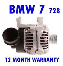 BMW 7 (E38) 728 I il  SALOON 1995 1996 1997 1998 1999 2000 2001 RMFD ALTERNATOR
