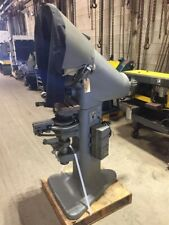 Jones And Lamson 48mm Optical Comparator And Measuring Machine Pc 14