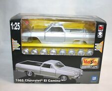 Maisto 1:25  1965 Chevrolet El Camino Assembly Line Build the whole collection