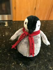 "Ditz Designs by The Hen House Penguin 6"" Plush"