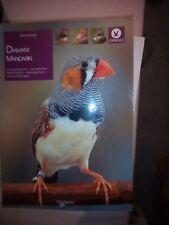 livre oiseau diamant mandarin