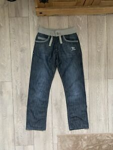 Y2K Voodoo Dolls Jeans With Cotton Waistband Size 10