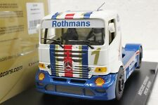 FLY 202308 MERCEDES BENZ ROTHMANS SPECIAL EDITION NEW 1/32 SLOT CAR IN CASE