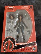 Marvel Legends Domino 6-Inch Action Figure Deadpool NEW