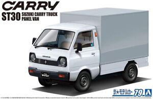 Aoshima 06170 1/24 Scale The Model Car(79) Kit Suzuki ST30 Carry Panel Van Truck
