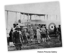 NO 70 RAF SQUADRON IN AFGHANISTAN AIR LIFT DURING REBELLION 1928 MOUNTED PRINT