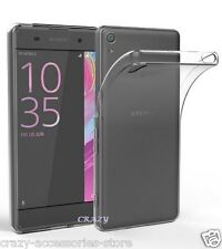 Soft Gel Clear Transparent Case Cover For Sony Xperia XZ / X /XA /X Performance