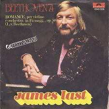 BEETHOVEN 74, ROMANCE per violino e orch. op 50 - HAPPY BRASILIA = JAMES LAST