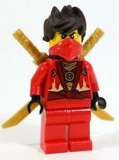 LEGO NINJAGO SEASON 3 REBOOTED KAI MINIFIGURE 70721 TECHNO ROBE - NEW GENUINE