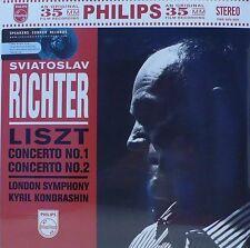 KONDRASHIN -RICHTER - PHILIPS - PHS-900-000 - LISZT - PIANO CONCERTOS -  35mm