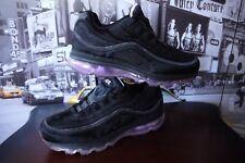 2009 Nike Air Max 24-7 Black Lilac Pony Hair ATTACK PACK US 11  97 Premium