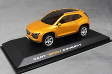 Provence Moulage Seat Tribu Concept Car in Orange Metallic 2007 PM0005 1/43 NEW