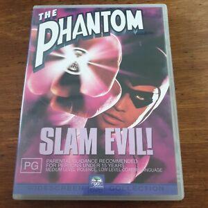 The Phantom DVD R4 Like New! FREE POST