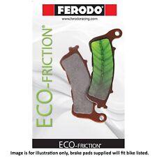 Kymco SUPER 8 125 2008 Ferodo ECO Friction Front Brake Pads
