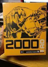 3 A TOYS Mongrol et le désordre, SDCC Exclusive, 2000AD, ABC Warriors, Judge DREDD