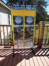 2 DEFIANCE  SIGN SMALL