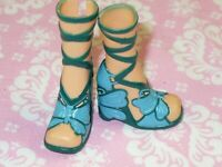 Mattel MY SCENE BARBIE DOLL CHELSEA BUTTERFLY Replacement Shoes Sandals
