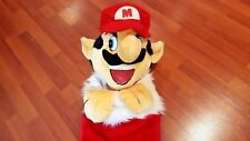 Super Mario Bros World Santa Nintendo Official Christmas Stocking NES Super SNES