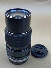 Olympus OM 75-150mm F/4 Zuiko Auto-Zoom OM-System Lens - Clean Glass