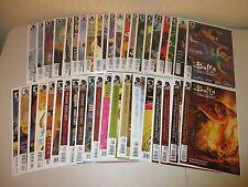Buffy The Vampire Slayer Season 8, 9, 10  (Lot of 41 Comics)  Dark Horse