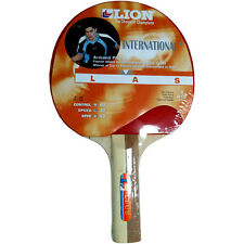 Lion International Club Reverse Table Tennis Bat ITTF Approved Amateur Control