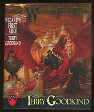 Goodkind, Terry: Wizard's First Rule HB/DJ 1st/1st