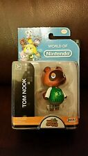 Tom Nook World of Nintendo Series 2-3 2.5 Animal Crossing New Leaf Tanukichi