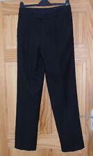 """Garçon'S Noir subventions School Pantalon Taille 31"""" Jambe 33"""""""