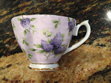 Afternoon Tea/Cafe Cup Set (Bone China/ Porcelain) --- The Lavender