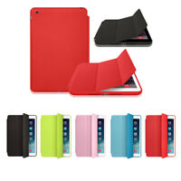 Funda Smart Cover Case Apple iPad 2/3/4 - mini - 1/2/3 - Air 1/2 - Pro 9.7""